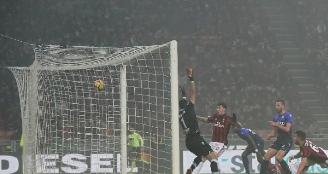 """Milan, Sky Sport: """"Cutrone di mano, ma il VAR non aveva le immagini"""""""