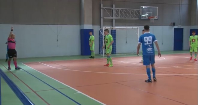 Calcio a 5/U19. Napoli pareggia, Benevento e Fuorigrotta si avvicinano