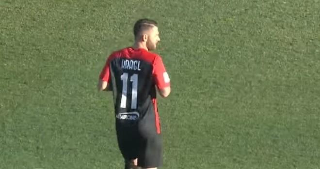 Oliver Kragl, centrocampista rossonero