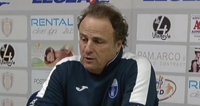 """Stallone: """"Peggior prestazione dell'anno, merito del Campobasso"""""""