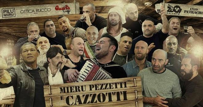 """VIDEO - """"Mieru Pezzetti e Cazzotti"""" il corto per i 110 anni del Lecce"""