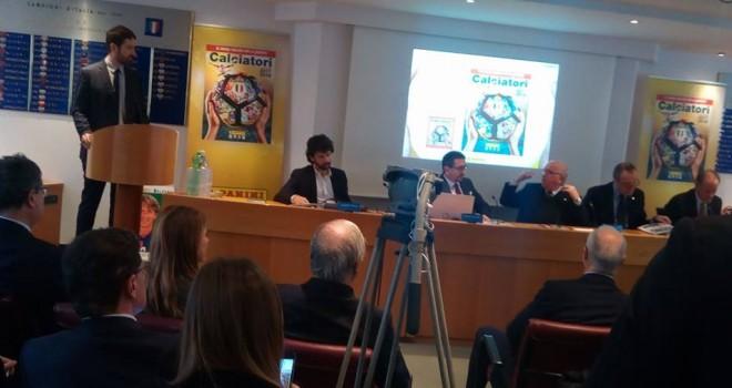 Presentazione Album Panini a Milano