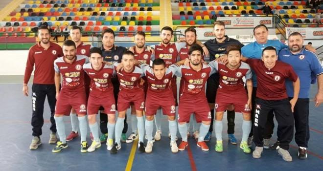 Calcio a 5/B. Salerno ferma la Sandro Abate, Marigliano vola in testa