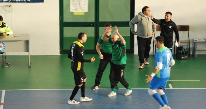Calcio a 5/B. Torna al successo la Sandro Abate. Bene Marigliano