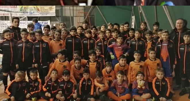 """150 baby all'evento """"Calciando con la Befana"""" a Senise: gran successo"""