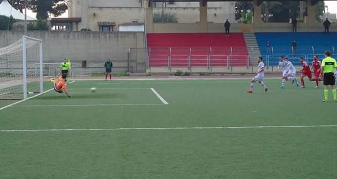 Doppia rimonta della Sarnese, lo Sporting Molfetta cede nel finale