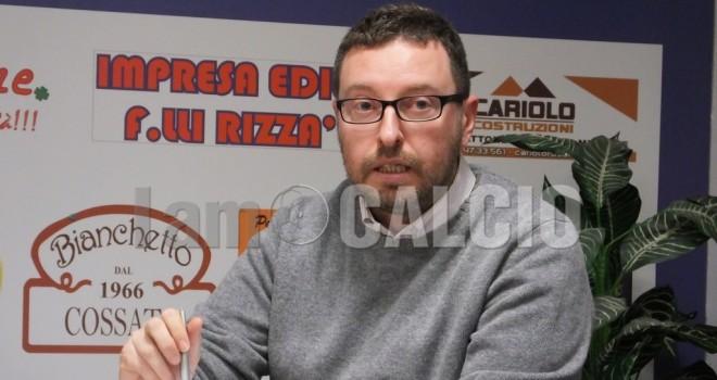AUDIO - Città di Cossato, Conferenza Stampa: Alberto Casazza