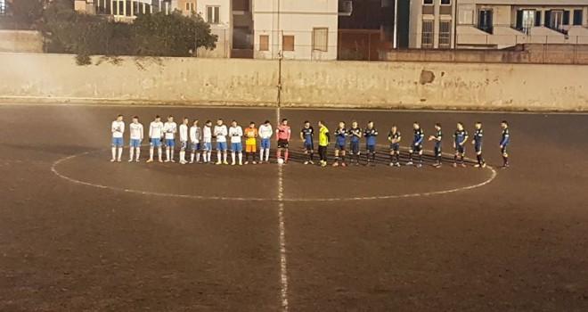 """Sant'Agnello, """"manita"""" della Juniores contro il Real Poggiomarino"""
