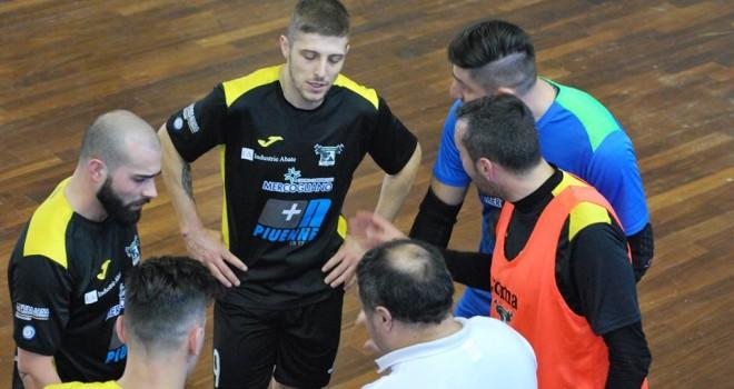 Calcio a 5/B. Sandro Abate – Alma Salerno sarà il clou di giornata