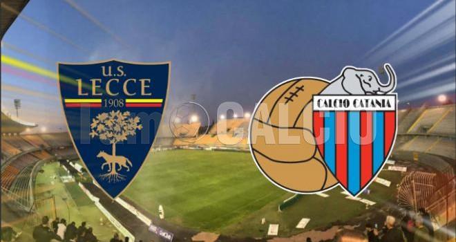 Lecce-Catania, le pagelle: Lodi impeccabile, Caccavallo impatta bene