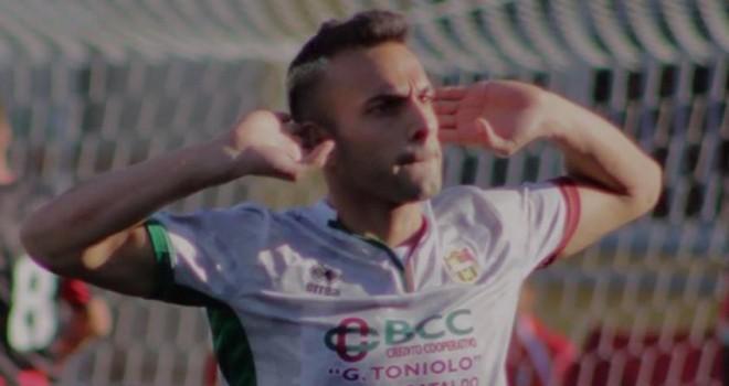 Ficarrotta trascina la Sancataldese. Ebolitana battuta 3 - 2