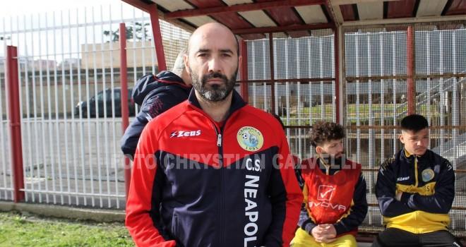 Foto Calvelli, mister De Carlo