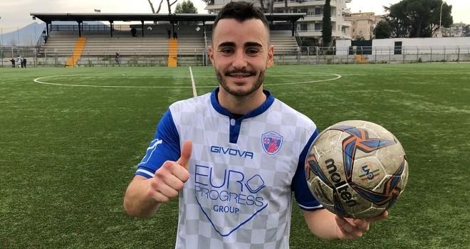 Frattaminorese in goleada contro un'indomita Vigor San Paolo Belsito