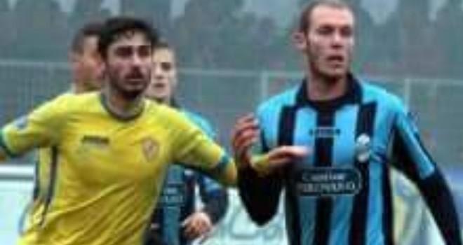 Il difensore centrale Adriano Petullo