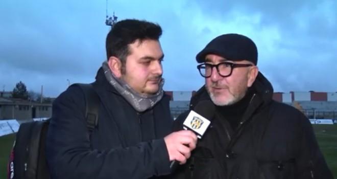 """Altamura-Gragnano 0-0, Campana: """"Grande prova, ora testa al Potenza"""""""