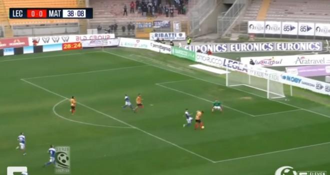 VIDEO - Gli highlights di Lecce-Matera 3-0 a cura di Serie C Tv