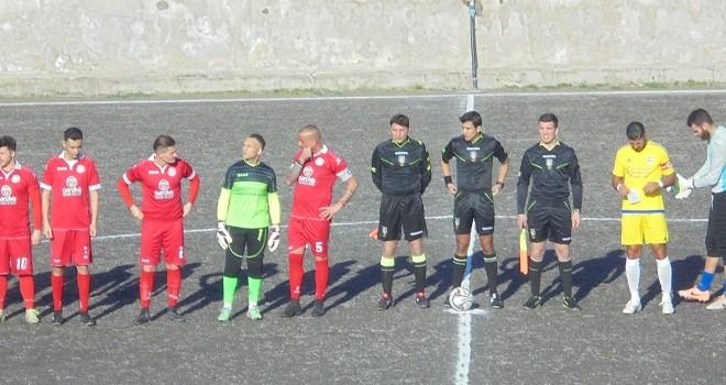 Real Poggiomarino-Ponticelli 0-0, pari ad occhiali allo stadio Europa