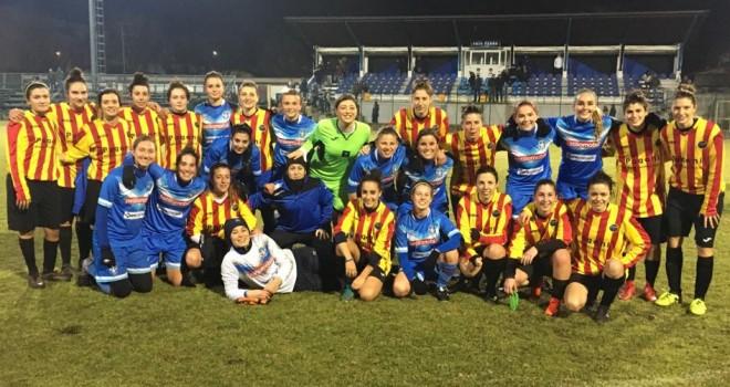 Brescia CF e Chiari Women, per entrambe una buona sgambata