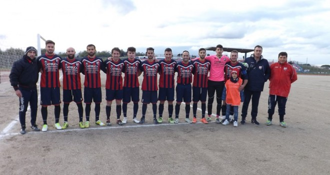 Atletico Orta Nova- Atletico Acquaviva 2-0, si chiude all'ottavo posto