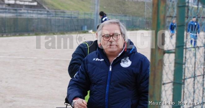 """San Giorgio. Mauro: """"La vittoria di ieri non chiude il campionato"""""""