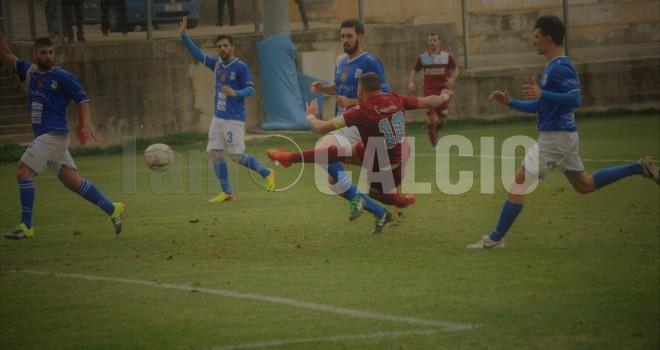 Cervinara-Costa D'Amalfi 0-1 FOTO