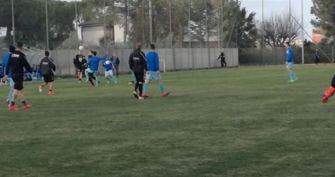 Bari, sei gol alla Vigor Trani. A segno anche il giovane Henderson