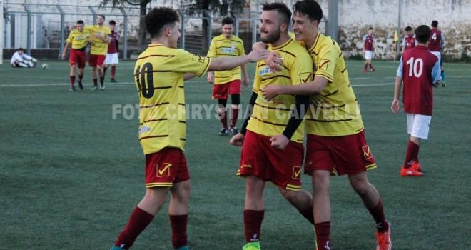 C.Casalnuovese, la juniores cala il tris contro lo Sporting Campania