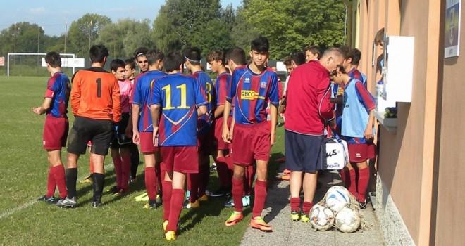 I Giovanissimi Regionali a Cologno