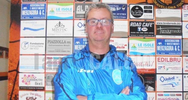 Andrea Serra, tecnico dei cusiani