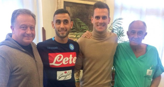 Foto Napoli, Ghoulam