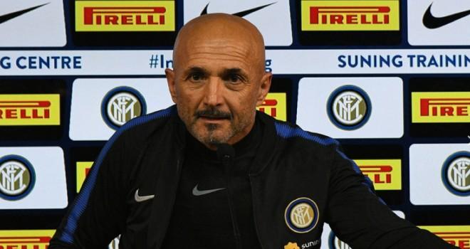 """Inter, Spalletti: """"I ragazzi sono pronti"""""""