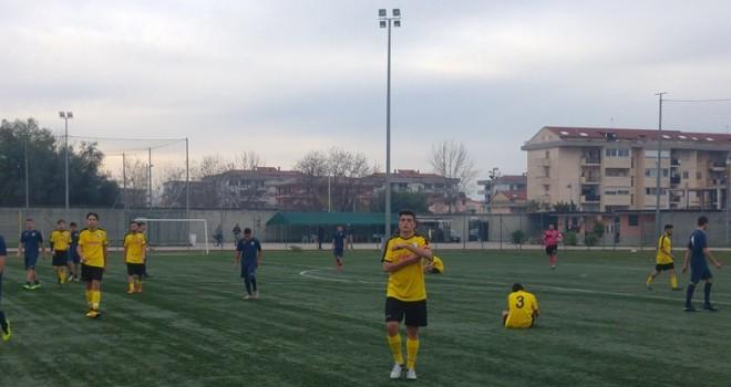 Arzanese, debutto con gol per il nuovo acquisto Orabona