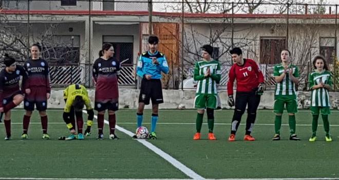 Femminile. Serie C. Sant'Egidio e Benevento ancora in vetta