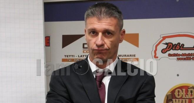 AUDIO - Città di Cossato, Conferenza Stampa: Ariezzo e Bracco