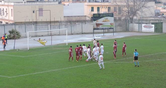 Omnia Bitonto, tre gol alla Vigor Trani e sogno play off vivo