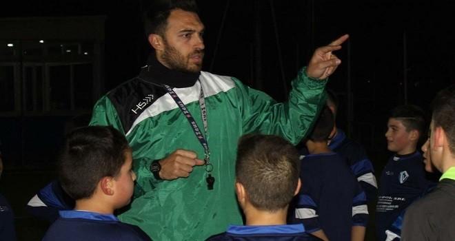 Viaggio nell'Udinese Academy con Iodice, resp. tecnico per la Campania