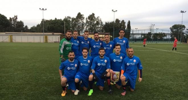 Villaricca, vittoria all'inglese contro la Boys Sant'Antimo