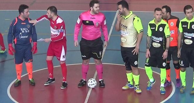 Virtus Libera Forio-Real Villa 6-0, highlights e gol della sfida
