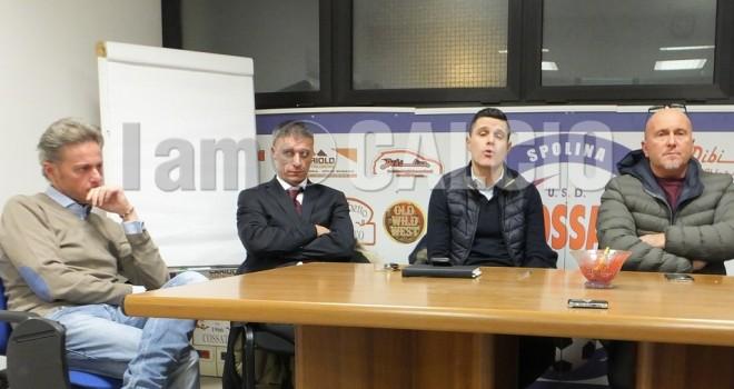 AUDIO - Città di Cossato, Conferenza Stampa: le parole di Rizzi e Rota