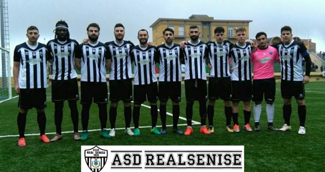 Gli highlights di Montescaglioso-Real Senise 0-3