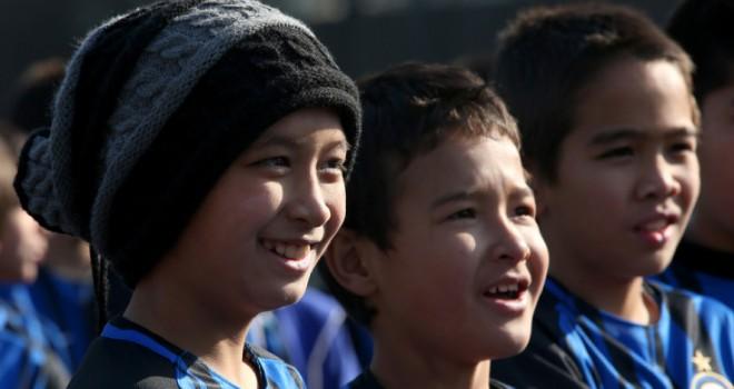 """Inter, al lavoro a Teheran da """"fratelli del mondo"""""""