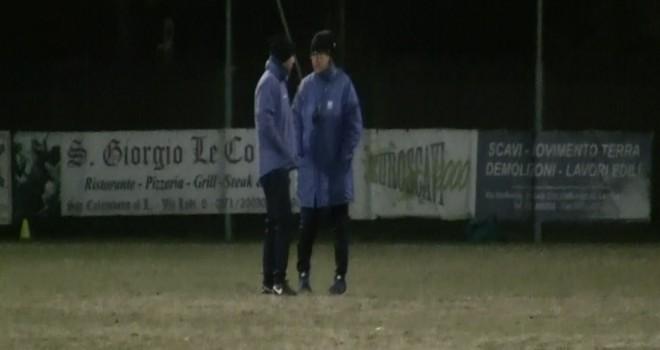 """Sancolombano, Tanelli: """"I ragazzi si stanno allenando bene"""""""