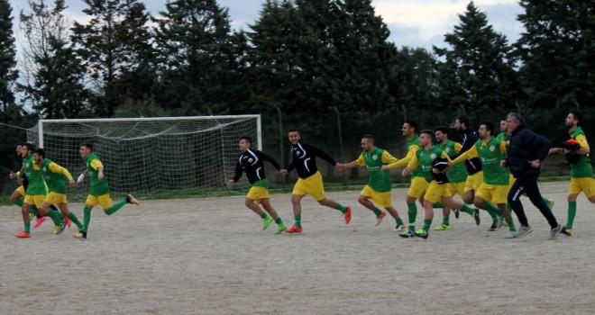Il Seclì si prepara al girone di ritorno da unica squadra imbattuta