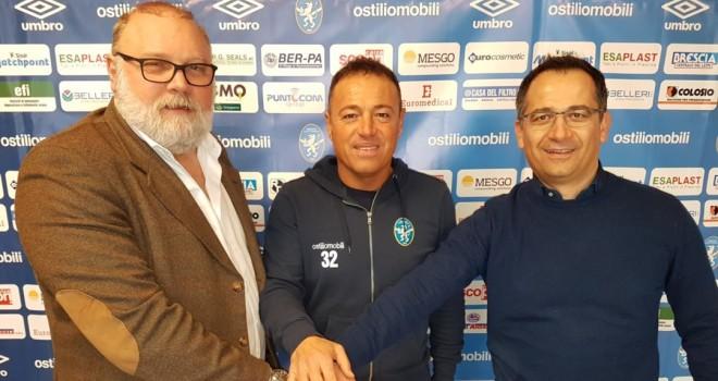 Piovani confermato mister del Brescia CF fino al 2019