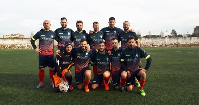 Libertas Casalnuovo-Paratina Chiaiano 0-1, gara decisa al fotofinish