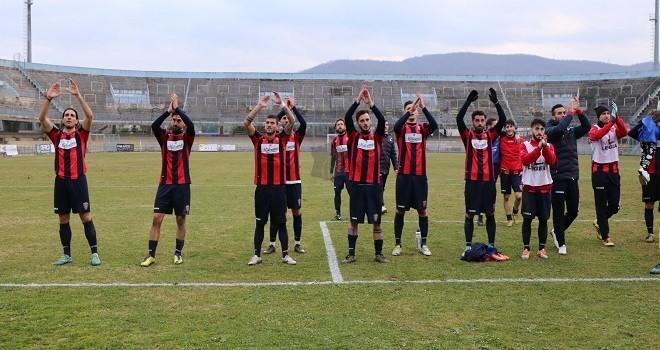 Troppo Campobasso per il Monticelli: al Nuovo Romagnoli è 3-0 rossoblu