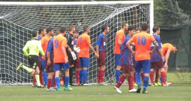 Sancolombano-Alcione 0-3, il tabellino
