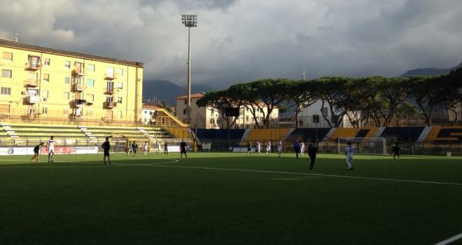 Juve Stabia-Quartograd 4-0, le vespe si aggiudicano il primo test