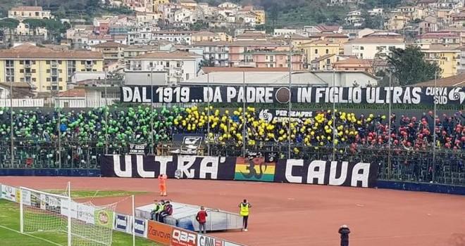 Serie D/H, classifica spettatori: ai primi posti Cavese e Taranto