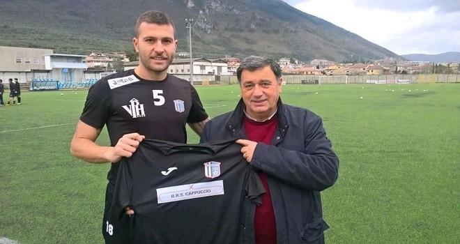 Simonetti con il presidente Patriciello